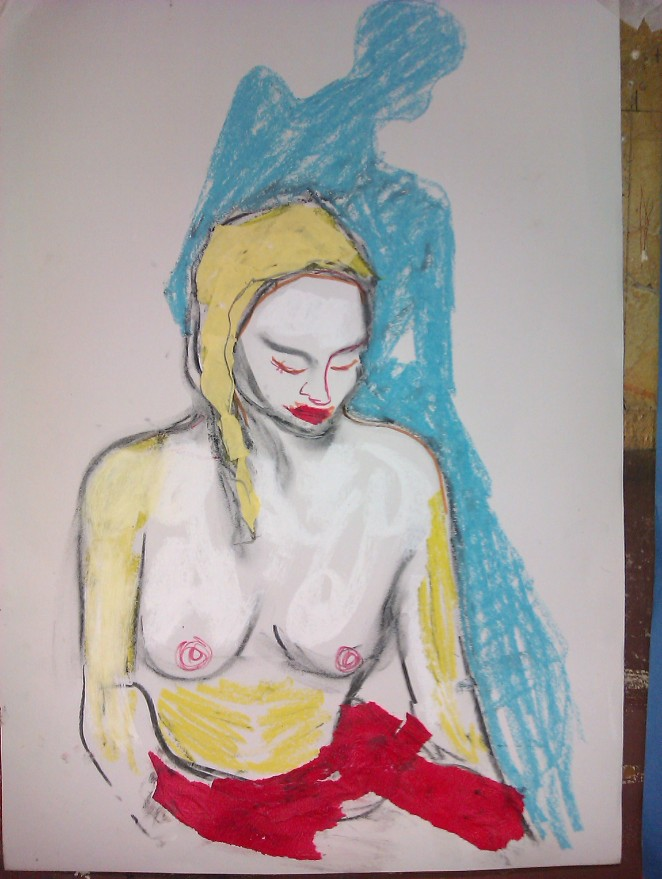 from a recent Drawing Theatre session I did with Paul Kindersley