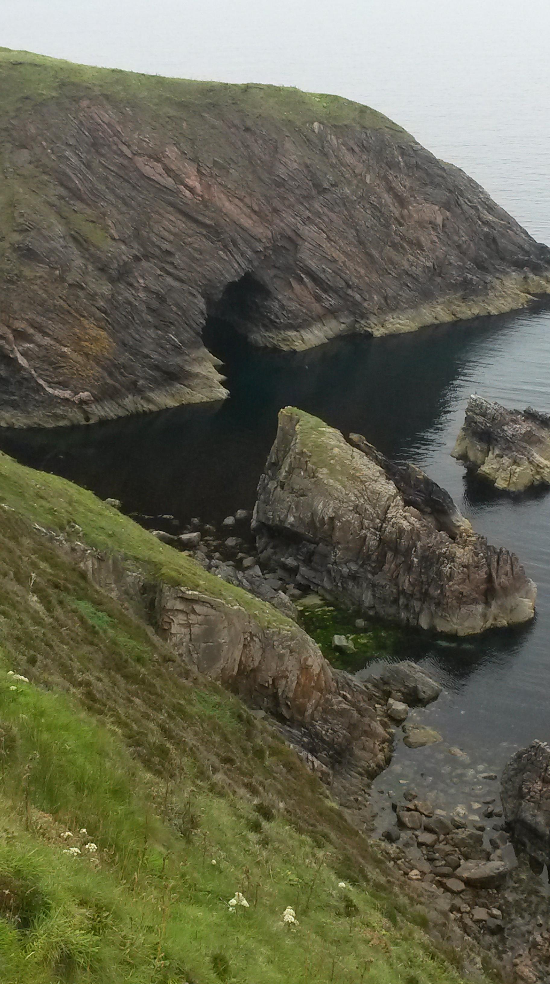 Borrogeo inlet